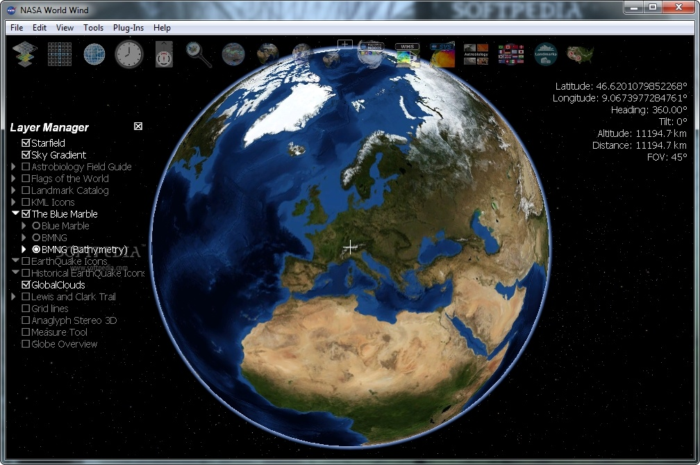 Geography Software Dr Sharad Gore S Free Software And